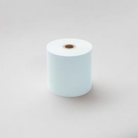 感熱ロール紙60×60×12ブルー(100巻入)