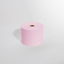 感熱ロール紙58×80×12(80巻入)ピンク